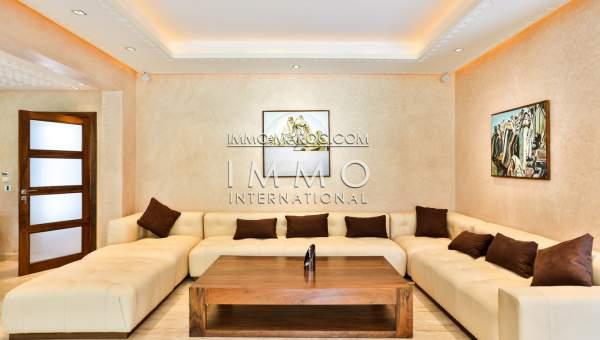 Villa à vendre Contemporain luxe Marrakech Palmeraie