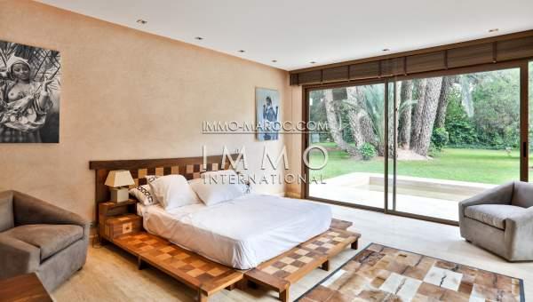 Maison à vendre Moderne luxe Marrakech Palmeraie