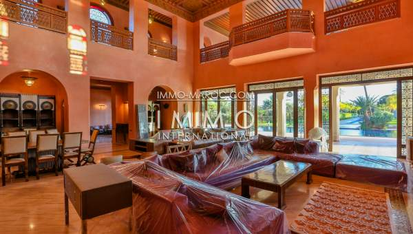 villa de luxe a vendre marrakech