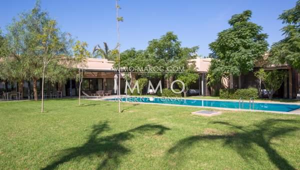Vente villa Contemporain Marrakech Golfs Al Maaden