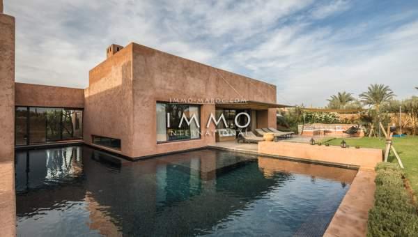 Villa à vendre Moderne biens de prestige marrakech Marrakech Golfs Royal Palm