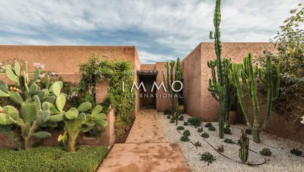 Villa à vendre Moderne biens de prestige Marrakech Golfs Royal Palm