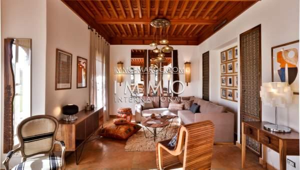 Villa à vendre Marocain de prestige Marrakech Palmeraie