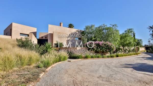 Vente maison Contemporain Marrakech Palmeraie