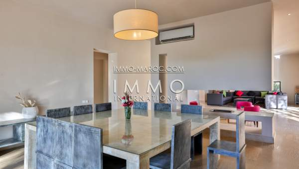 Maison à vendre Contemporain Marrakech Palmeraie