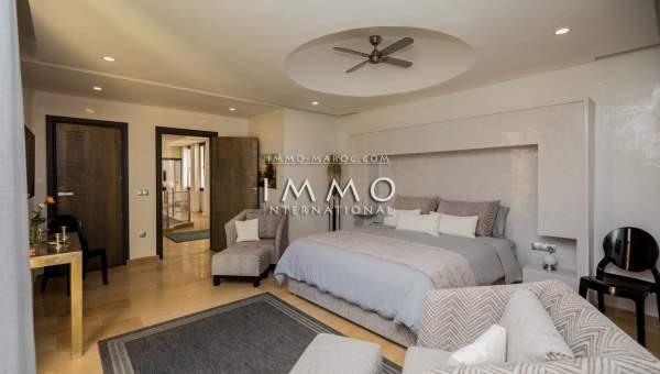 Vente villa Contemporain Prestige Marrakech Golfs Amelkis