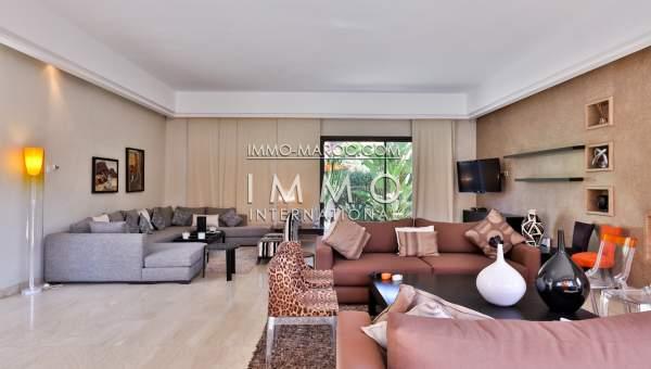 Vente villa Contemporain luxe Marrakech Centre ville Targa