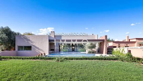 Maison à vendre Contemporain Marrakech Golfs Amelkis