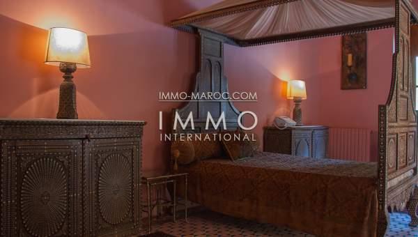 Achat villa Marocain luxe Marrakech Golfs Amelkis