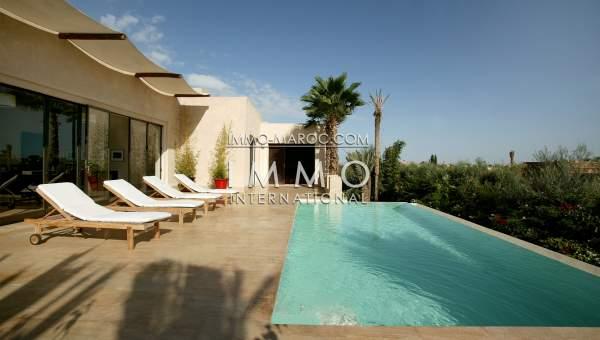 Maison à vendre Marocain luxe Marrakech Golfs Amelkis