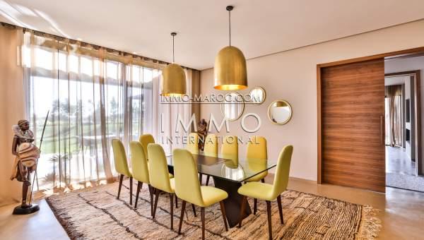 Maison à vendre Contemporain Prestige Marrakech Golfs Amelkis