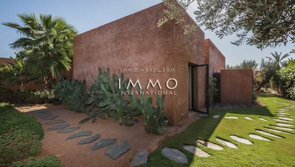 Villa à vendre Moderne immobilier de luxe marrakech Marrakech Golfs