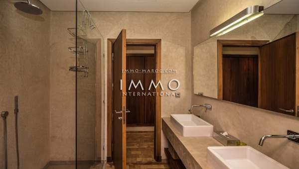 villa achat Moderne haut de gamme Marrakech Golfs