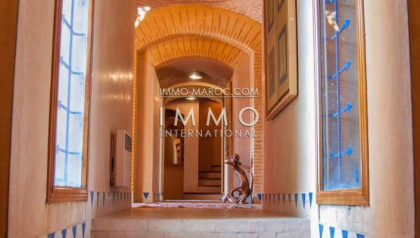 Vente villa Marocain Marrakech Golfs Amelkis