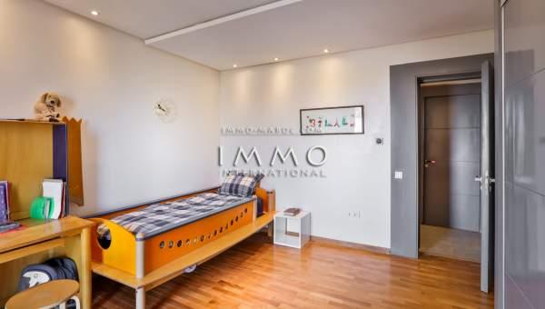 villa achat Moderne Marrakech Golfs Amelkis