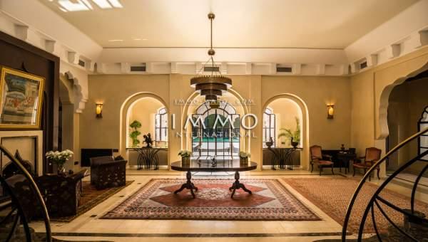 acheter maison Marocain épuré Prestige Marrakech Golfs Amelkis