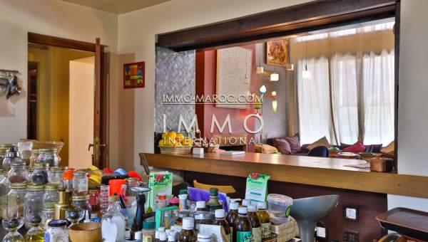 Vente maison Moderne Marocain luxueuses Marrakech Palmeraie Circuit Palmeraie