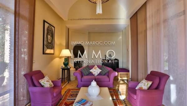 Villa à vendre Marocain épuré Marrakech Golfs Autres golfs