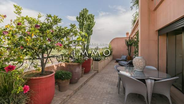 acheter appartement Moderne luxueuses Marrakech Hivernage