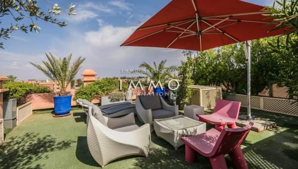 Vente appartement Contemporain agence immobiliere de luxe marrakech Marrakech Hivernage
