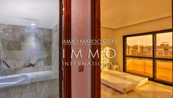 Appartement à vendre Moderne Prestige Marrakech Hivernage