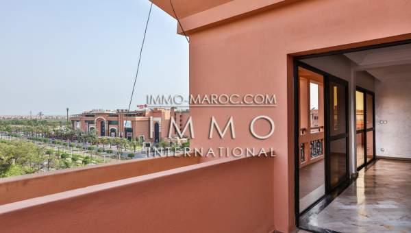 Achat appartement Contemporain biens de prestige Marrakech Hivernage