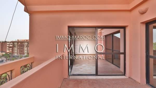 acheter appartement Contemporain haut de gamme Marrakech Hivernage