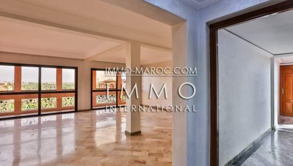 Appartement à vendre Contemporain luxe Marrakech Hivernage