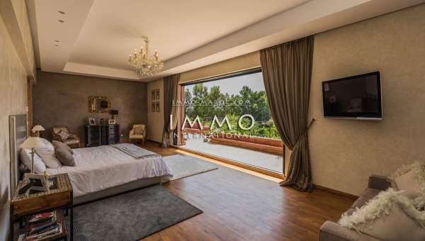 villa vente Marocain biens de prestige Marrakech Extérieur Route Ourika