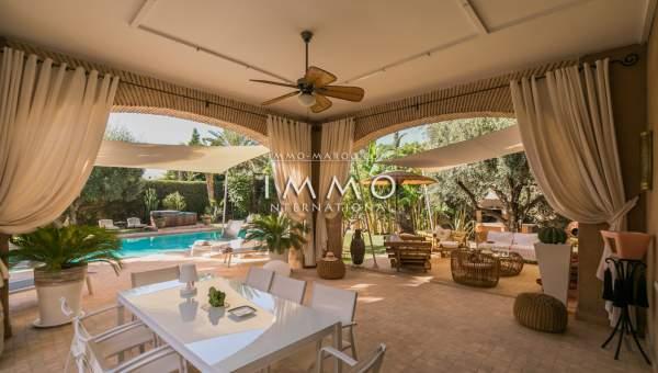 villa vente Marocain agence immobiliere de luxe marrakech Marrakech Extérieur Route Ouarzazate