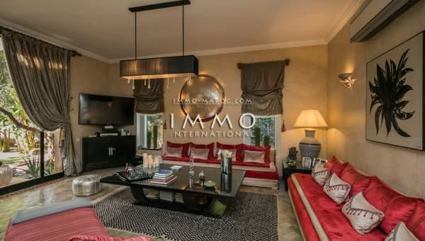 Maison à vendre Marocain agence immobiliere de luxe marrakech Marrakech Extérieur Route Ouarzazate