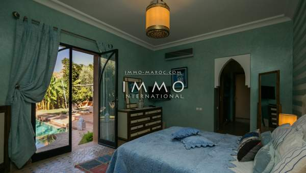 Villa à vendre Marocain immobilier de luxe marrakech Marrakech Extérieur Route Ouarzazate