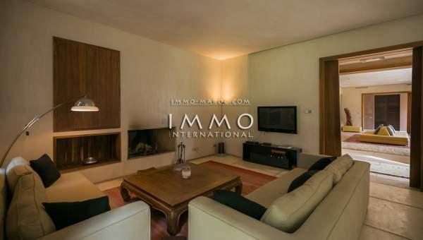 Maison à vendre Moderne biens de prestige Marrakech Palmeraie