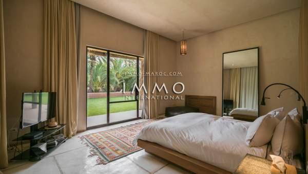 villa vente Contemporain biens de prestige marrakech Marrakech Palmeraie