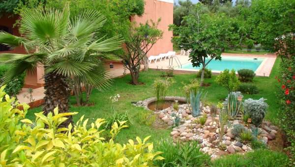 acheter maison Marocain Marrakech Extérieur Route Ouarzazate
