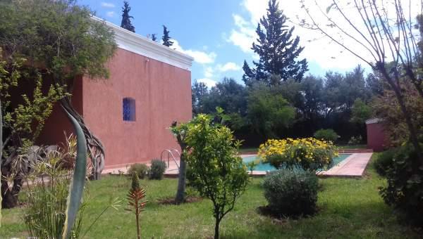 Villa à vendre Marocain Marrakech Extérieur Route Ouarzazate