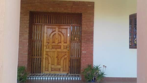 Maison à vendre Marocain Marrakech Extérieur Route Ouarzazate