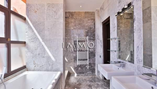 Maison à vendre Moderne luxe Marrakech Extérieur