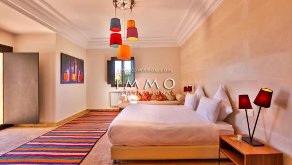 Achat villa Contemporain Prestige Marrakech Extérieur