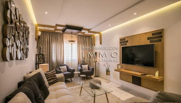 acheter appartement Moderne de prestige Marrakech Centre ville Guéliz