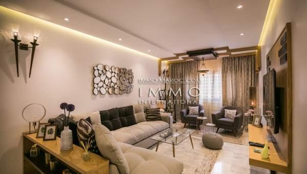 appartement vente Moderne immobilier de luxe marrakech Marrakech Centre ville Guéliz