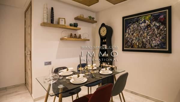 Villa à vendre Contemporain biens de prestige Marrakech Centre ville Guéliz