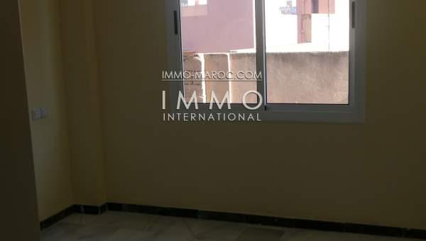 Vente appartement Accès voiture Marrakech Centre ville