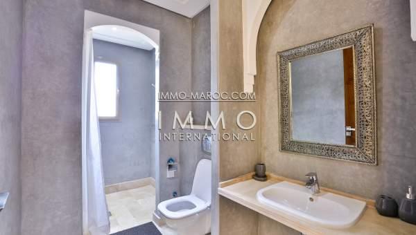 Achat villa Moderne Marrakech Extérieur