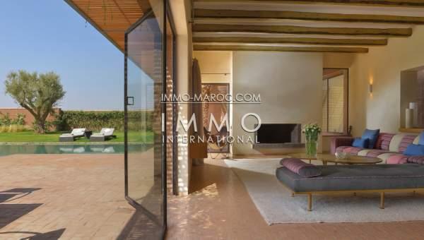 Maison à vendre Contemporain Prestige Marrakech Golfs