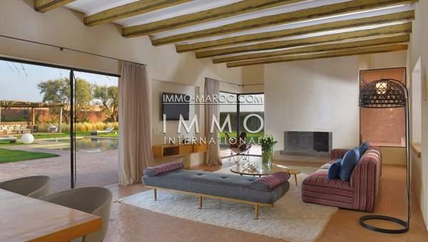 Villa à vendre Moderne Prestige Marrakech Golfs