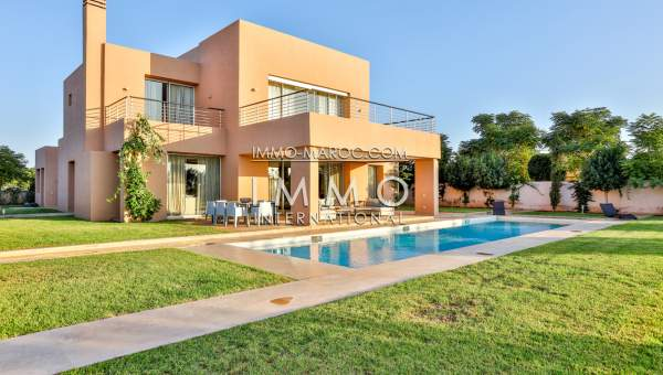 Achat villa Moderne haut de gamme Marrakech Golfs Autres golfs