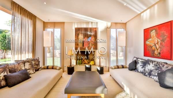 Achat villa Contemporain haut de gamme Marrakech Golfs Autres golfs