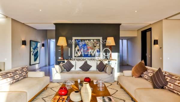 Vente villa Moderne luxe Marrakech Golfs Autres golfs