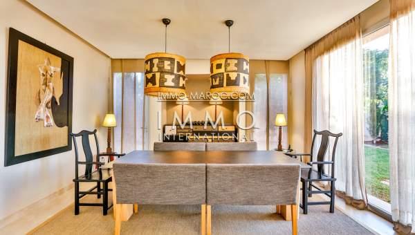Vente maison Moderne Prestige Marrakech Golfs Autres golfs